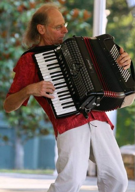 David DiGiuseppe – not your grandmother's accordionist